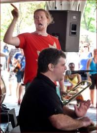 Street Brass Musicians